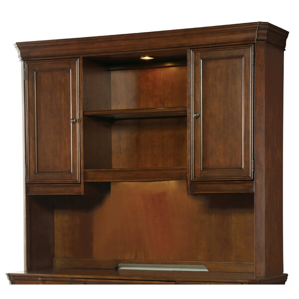 Cherry Creek Computer Credenza Hutch by Hooker Furniture