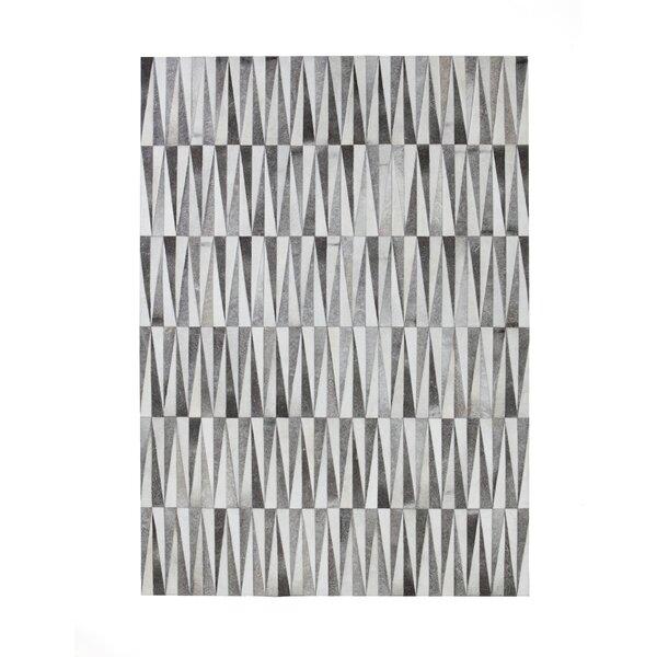 Opal Gray Area Rug by Linie Design