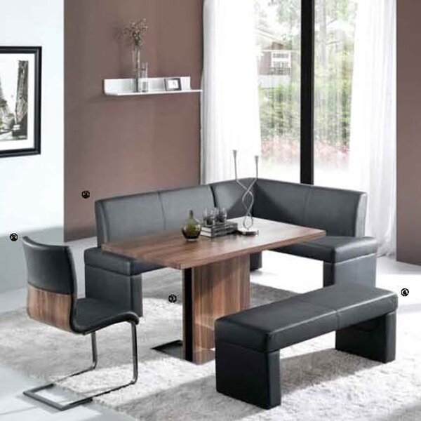Holder Dining Table by Orren Ellis