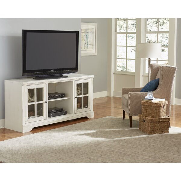 Lorelai Solid Wood TV Stand For TVs Up To 75