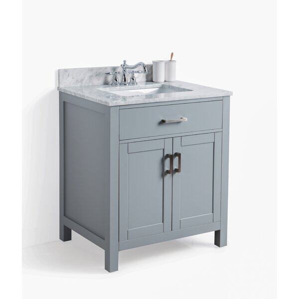 Pendergrass 30 Single Bathroom Vanity Set by Ivy Bronx