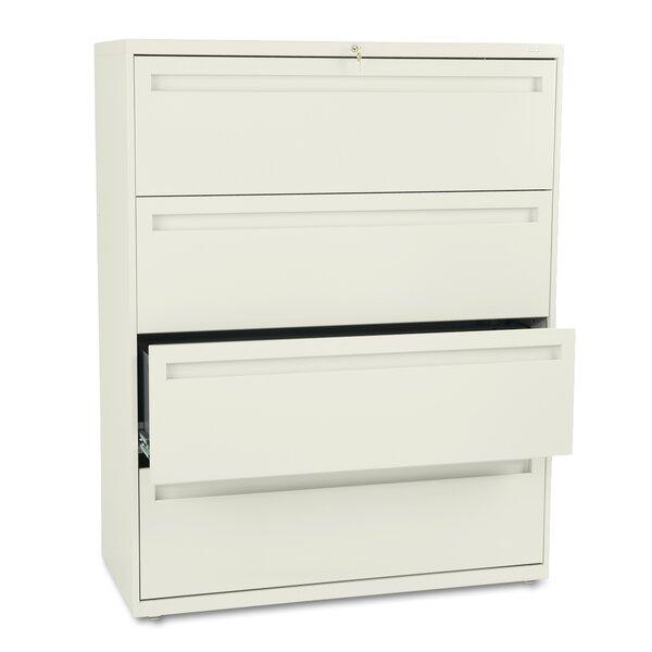 700 Series 42W 4-Drawer File by HON