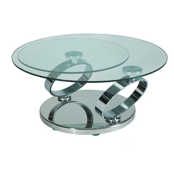 Solar Coffee Table by Bellini Modern Living
