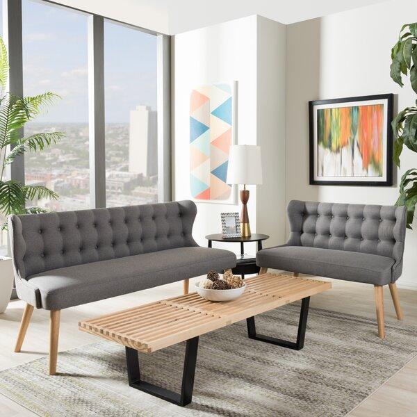 Jacky 2 Piece Living Room Set by Ivy Bronx