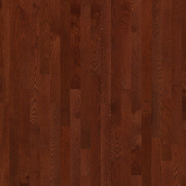 Sawgrass 3-1/4 Solid White Oak Hardwood Flooring in Stilson by Shaw Floors
