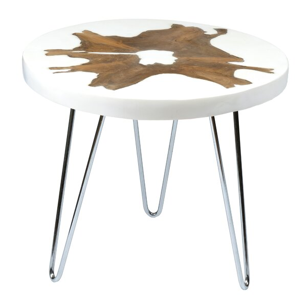 Lugo End Table by Union Rustic