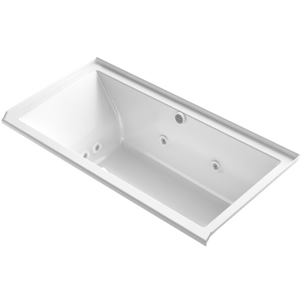 Underscore 60 x 30 Air / Whirlpool Bathtub by Kohler