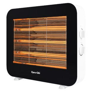 Infrared 1500 Watt Electric Radian Compact Heater by Dyna-Glo