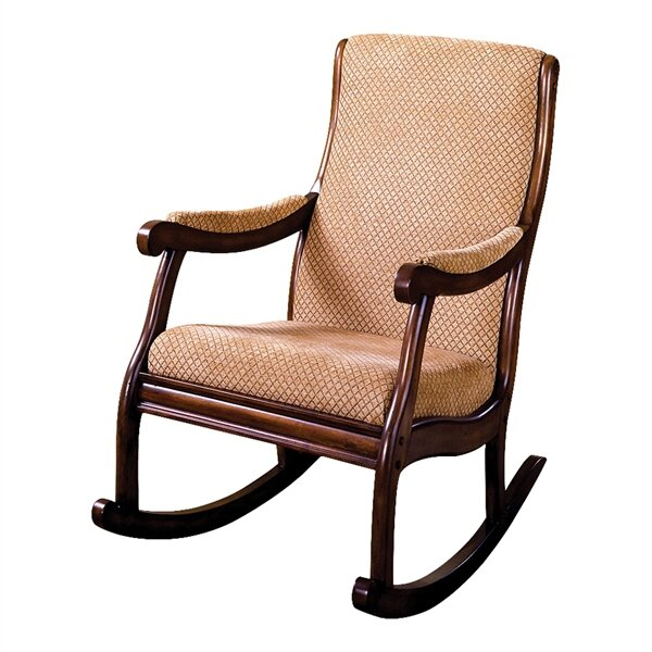 Bernardyn Rocking Chair by Darby Home Co