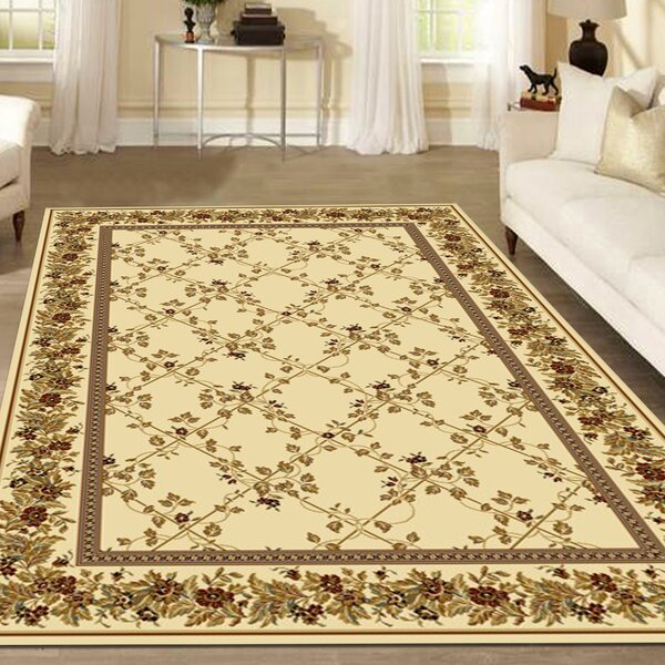 Kelso Ivory Area Rug by The Conestoga Trading Co.