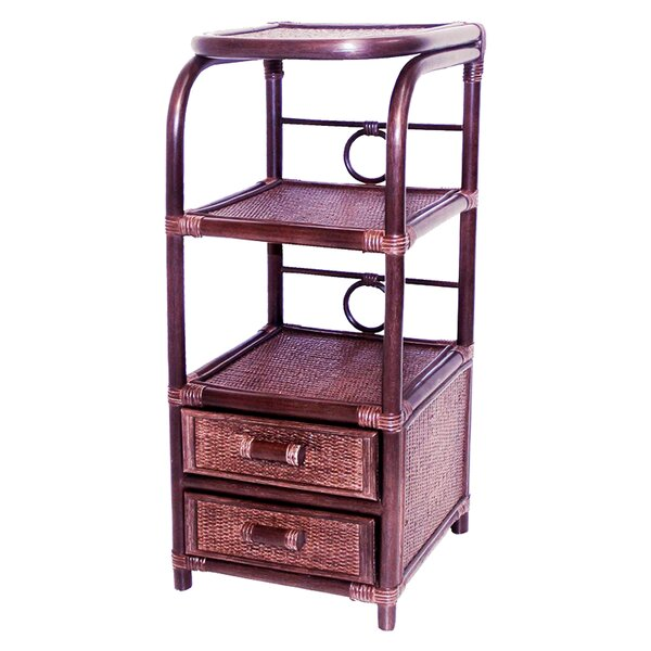 Bridgeview End Table With Storage By Bayou Breeze