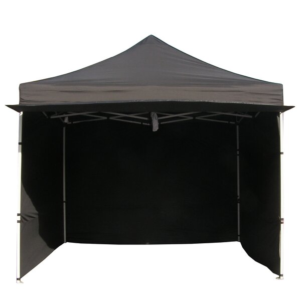 Alumix 10 Ft. W x 10 Ft. D Metal Pop-Up Canopy by Impact Instant Canopy