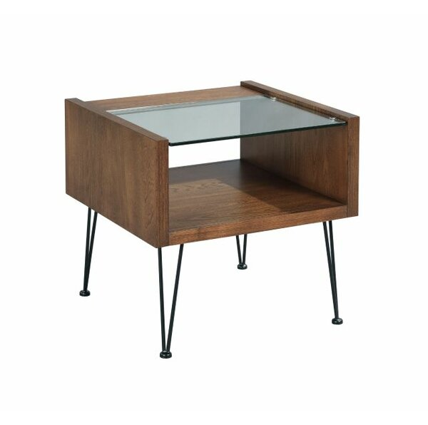 Andrewson End Table by Ivy Bronx