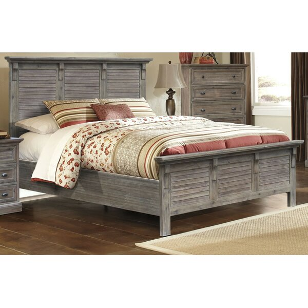 Kenric Panel Bed by Gracie Oaks