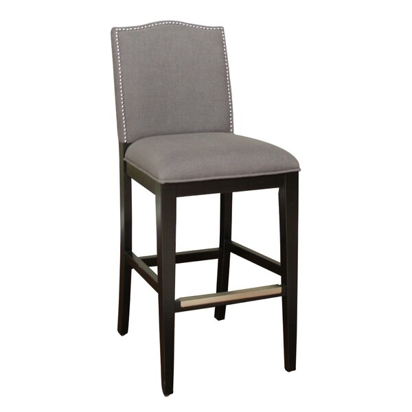 Chase 34 Bar Stool (Set of 2) by Darby Home Co