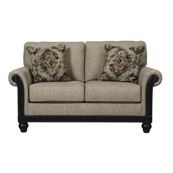 Lombardo Loveseat by Alcott Hill