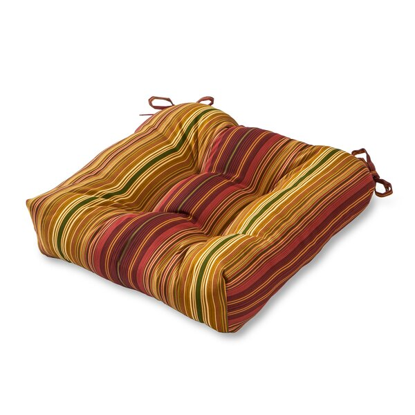 Pohl Indoor/Outdoor Dining Chair Cushion by Andover Mills