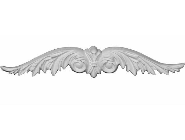 Wings 2 H x 11 5/8 W x 1/2 D Onlay by Ekena Millwork