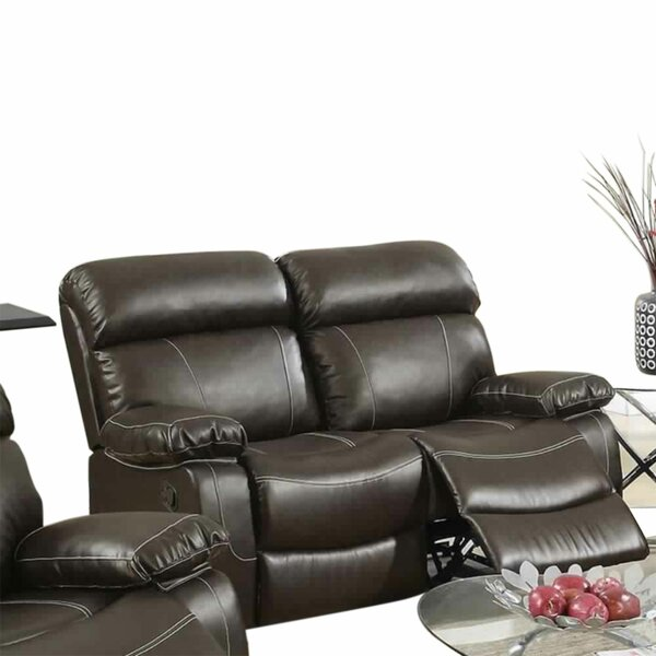 Review Roush Reclining Loveseat