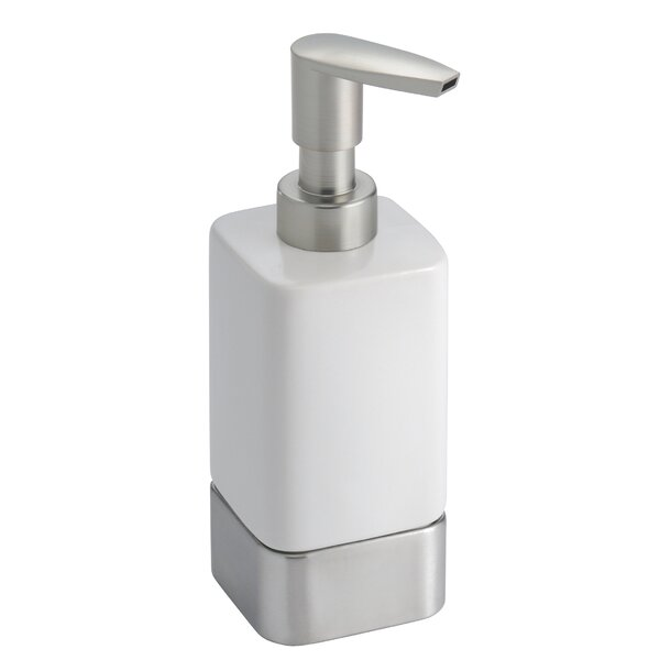 Blocton Soap & Lotion Dispenser by Wrought Studio