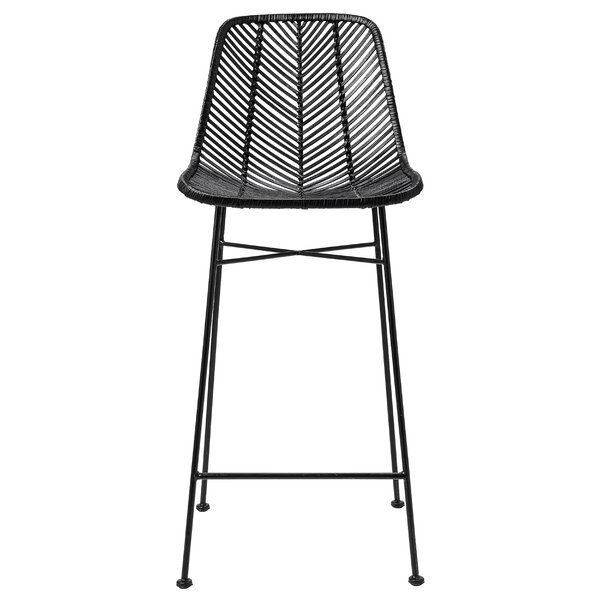 Emile 28 Bar Stool by Mistana
