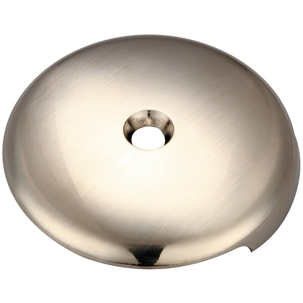 Bath Overflow 1 Hole Face Plate by Pioneer