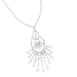 Celestial Shimmer Pendant by Zingz & Thingz