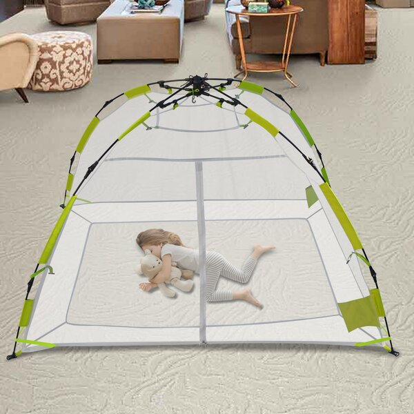 Kid Family Pet Mosquito Net Multi-use Pop up Play