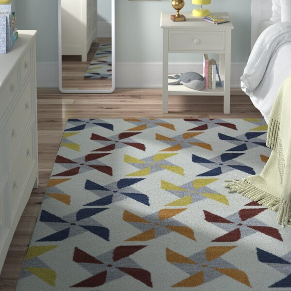 Margo Ivory Area Rug by Viv + Rae