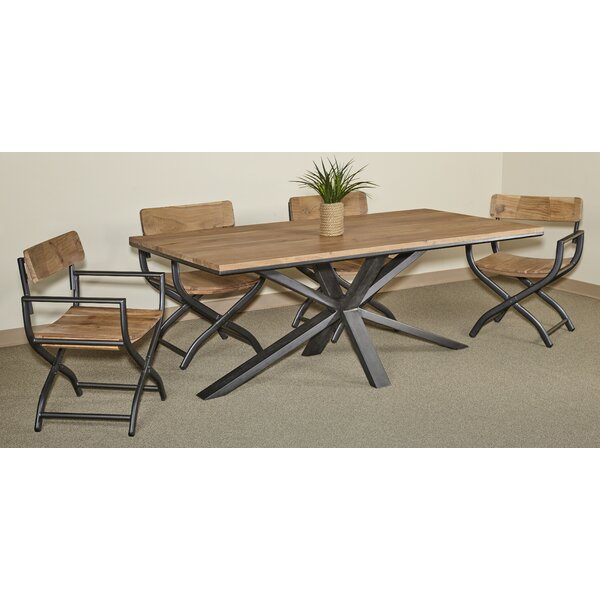Penrod 5 Piece Dining Set by Union Rustic