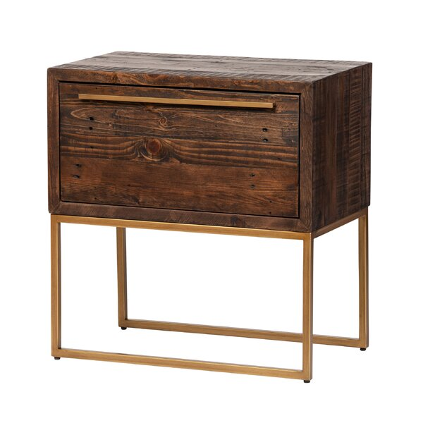 Nasim 1 Drawer Nightstand By Foundry Select