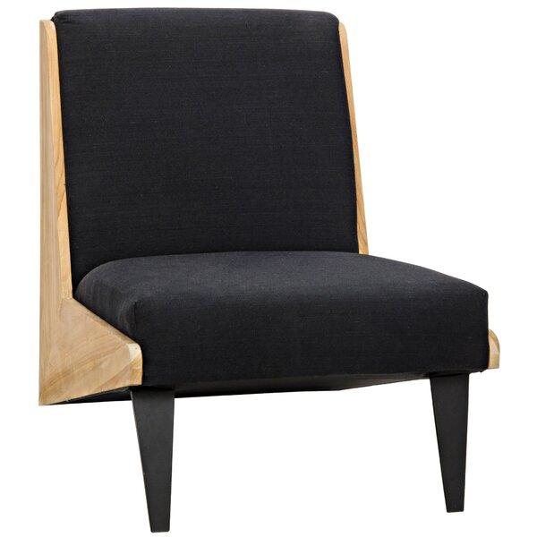 Mathew Slipper Chair by Noir