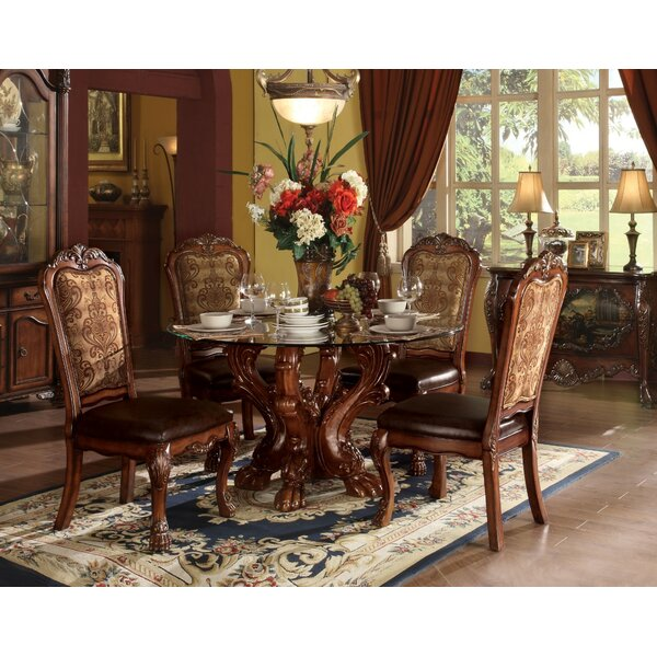 Shila Imperial Dining Table by Astoria Grand