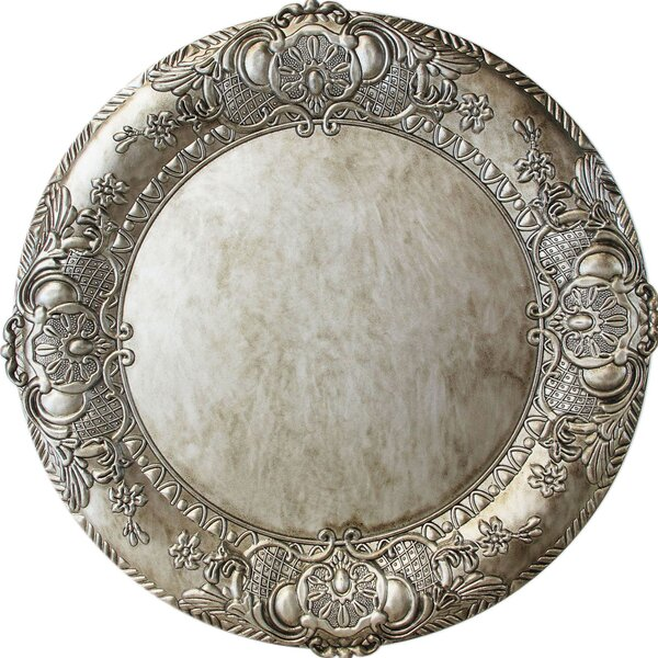 Keaton Nabil 14 Melamine Charger Plate (Set of 4) by Astoria Grand