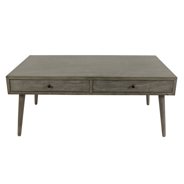 Pelham Modern Coffee Table with Storage by Langley Street Langley Street™