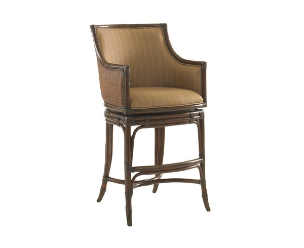 Landara 30 Swivel Bar Stool by Tommy Bahama Home