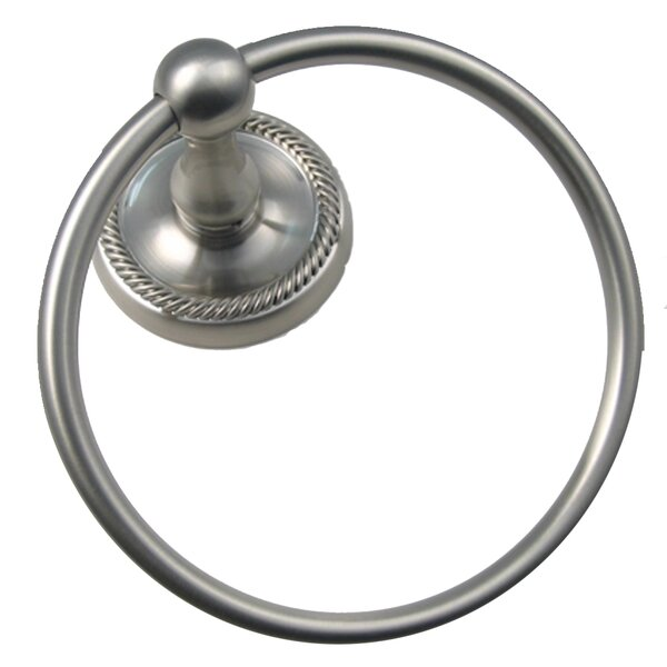 Riverside Wall Mounted Towel Ring by Rusticware