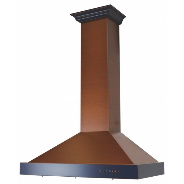 36 760 CFM Ducted Wall Mount Range Hood by ZLINE Kitchen and Bath