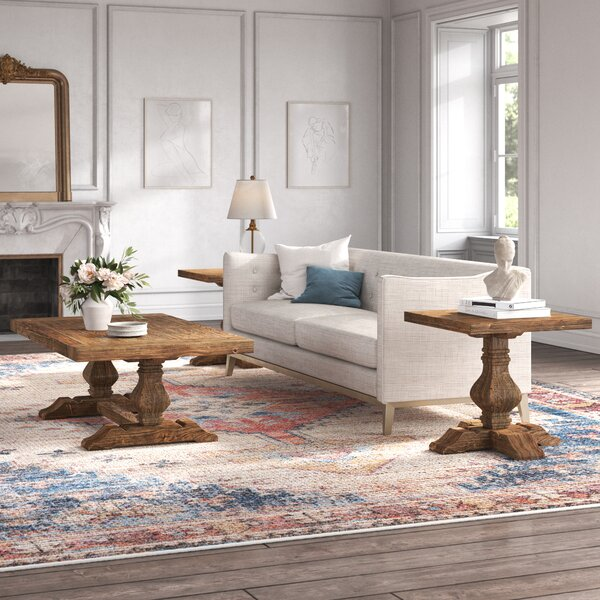 Summit 3 Piece Coffee Table Set by Kelly Clarkson Home Kelly Clarkson Home
