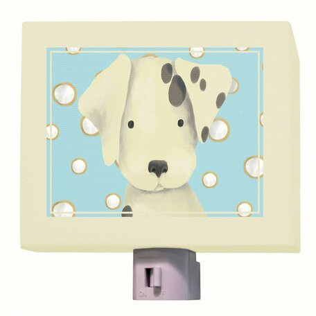 Radley Dalmatian Night Light by Oopsy Daisy