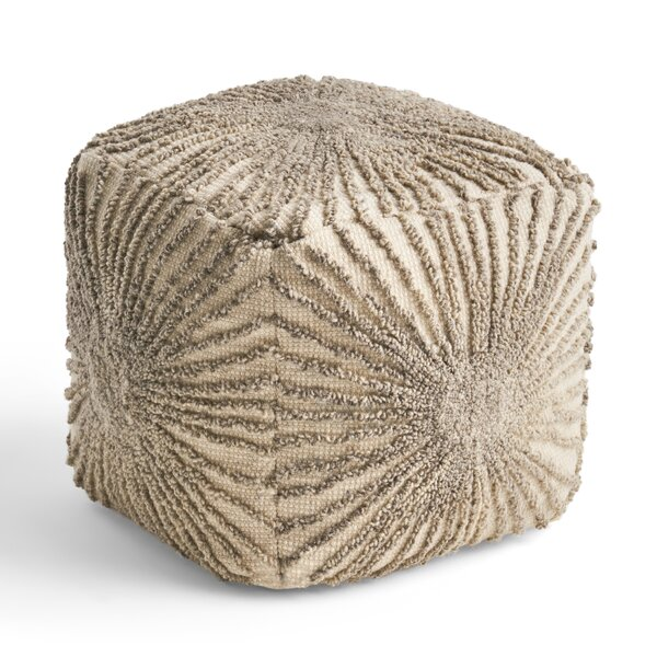 Tarawa Pouf by Bungalow Rose