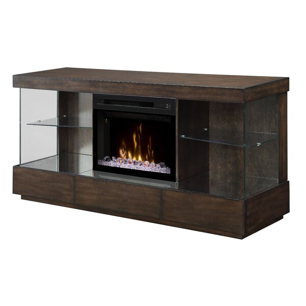 Camilla 72 TV Stand with Fireplace by Dimplex