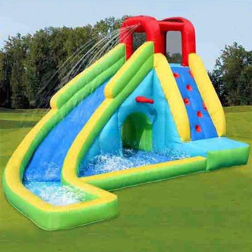 Splash N Play Water Slide By Kidwise.