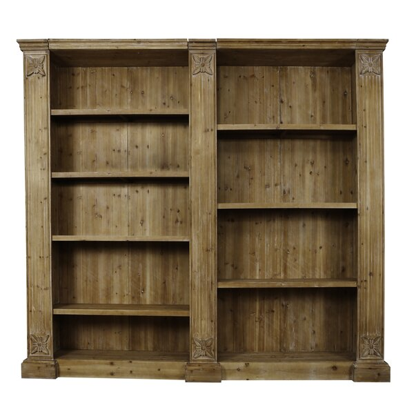 Frene Wooden Bookcase by Loon Peak