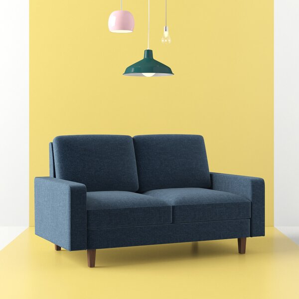 Glennon Loveseat By Hashtag Home by Hashtag Home Cool