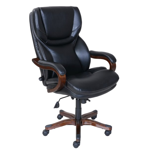 High-Back Executive Chair by Serta at Home