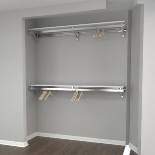 Arrange a Space Heavy Duty 32W Closet System