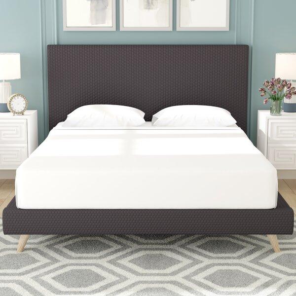 Eder Upholstered Platform Bed by Brayden Studio