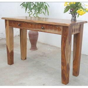 Sahara Console Table by Aishni Home Furnishings