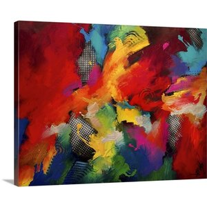 Coming Through by Jonas Gerard Graphic Art on Canvas by Great Big Canvas
